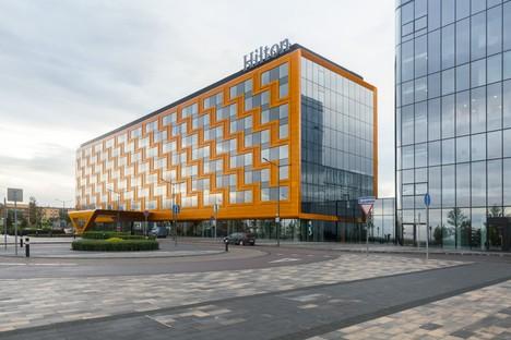 Images courtesy of Tchoban Voss Architekten, photo by Dmitry Chebanenko
