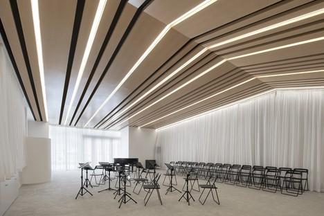 Poly WeDo: musica e istruzione secondo Archstudio