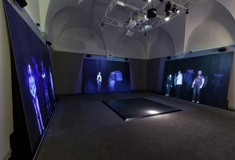 In Principio (e poi) Sala Studio Azzurro Musei Vaticani