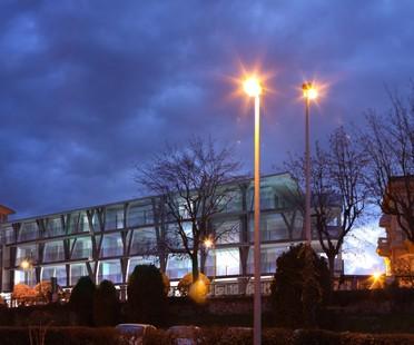 Gianni Arnaudo Architetto Edificio in Corso Giovanni XXIII a Cuneo