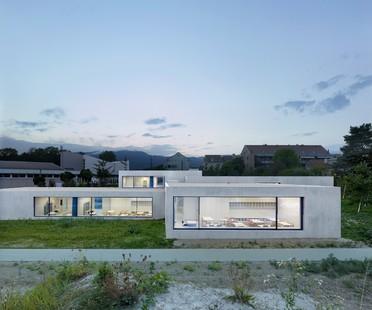 mostra Pierre-Alain Dupraz La Topographie en Architecture - Parigi