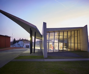 Le architetture del Vitra Campus di Weil am Rhein