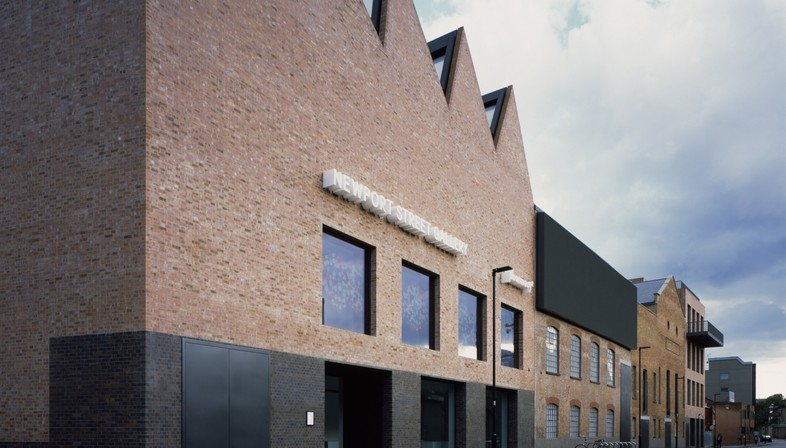 Mostra Caruso St John Constructions and References Architektur Galerie Berlin