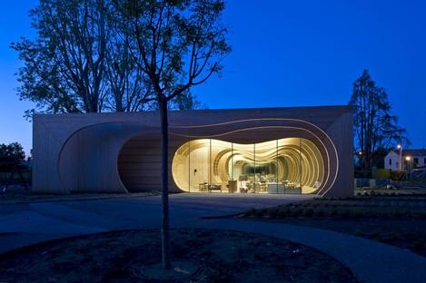 Mario Cucinella Padiglione Italia Biennale Architettura Venezia 2018