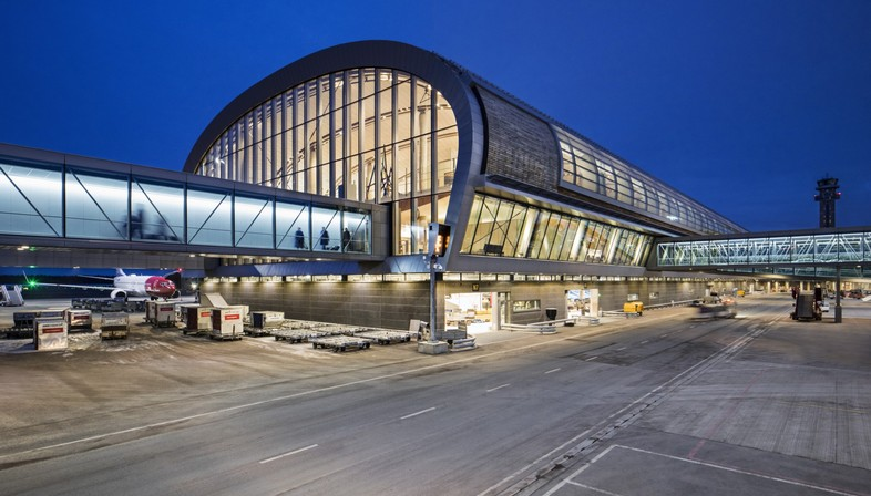 Nordic-Office of Architecture Ampliamento Aeroporto Oslo