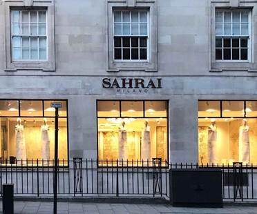 Marco Piva Interior Design per Sahrai Milano Londra