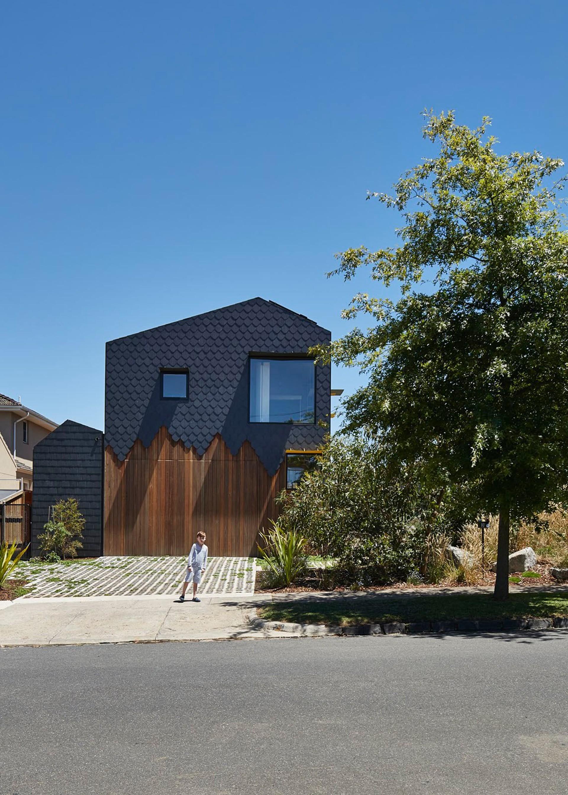 Charles House di Austin Maynard Architects