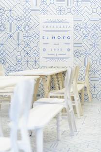 Cadena Asociados per El Moro, Churros desde 1935