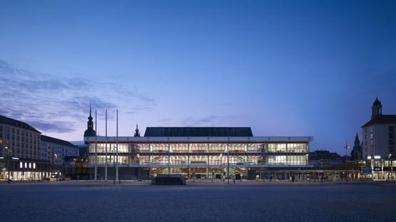 Gmp Concert hall Kulturpalast Dresda