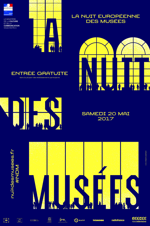 Notte Europea dei musei 20 maggio 2017
