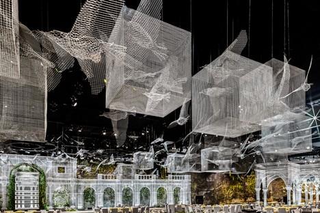 Edoardo Tresoldi Archetipo con Designlab Experience