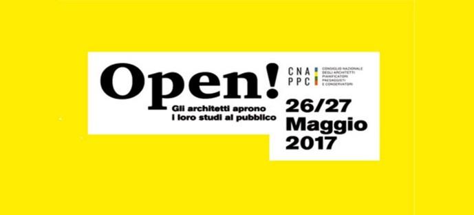 Open Studi Aperti degli architetti italiani
