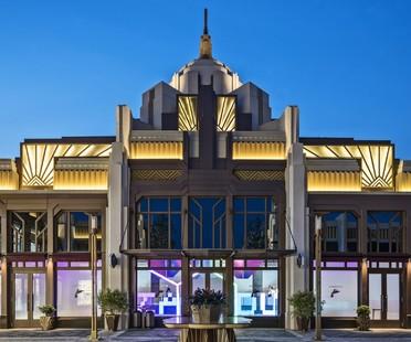 Zanadu Travel Experience di Shishang Architecture