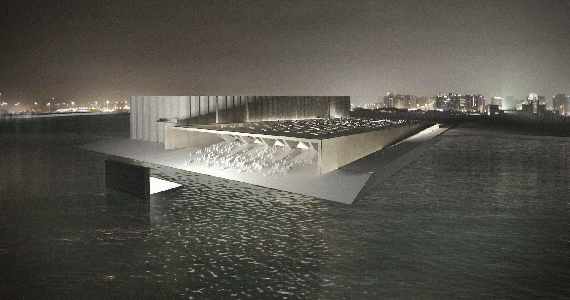 Art Mill International Design Competition vince Alejandro Aravena Elemental