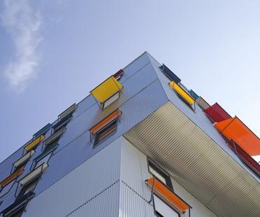 Beckmann N'Thépé Complessi residenziali Seaport+Alleon a Bordeaux