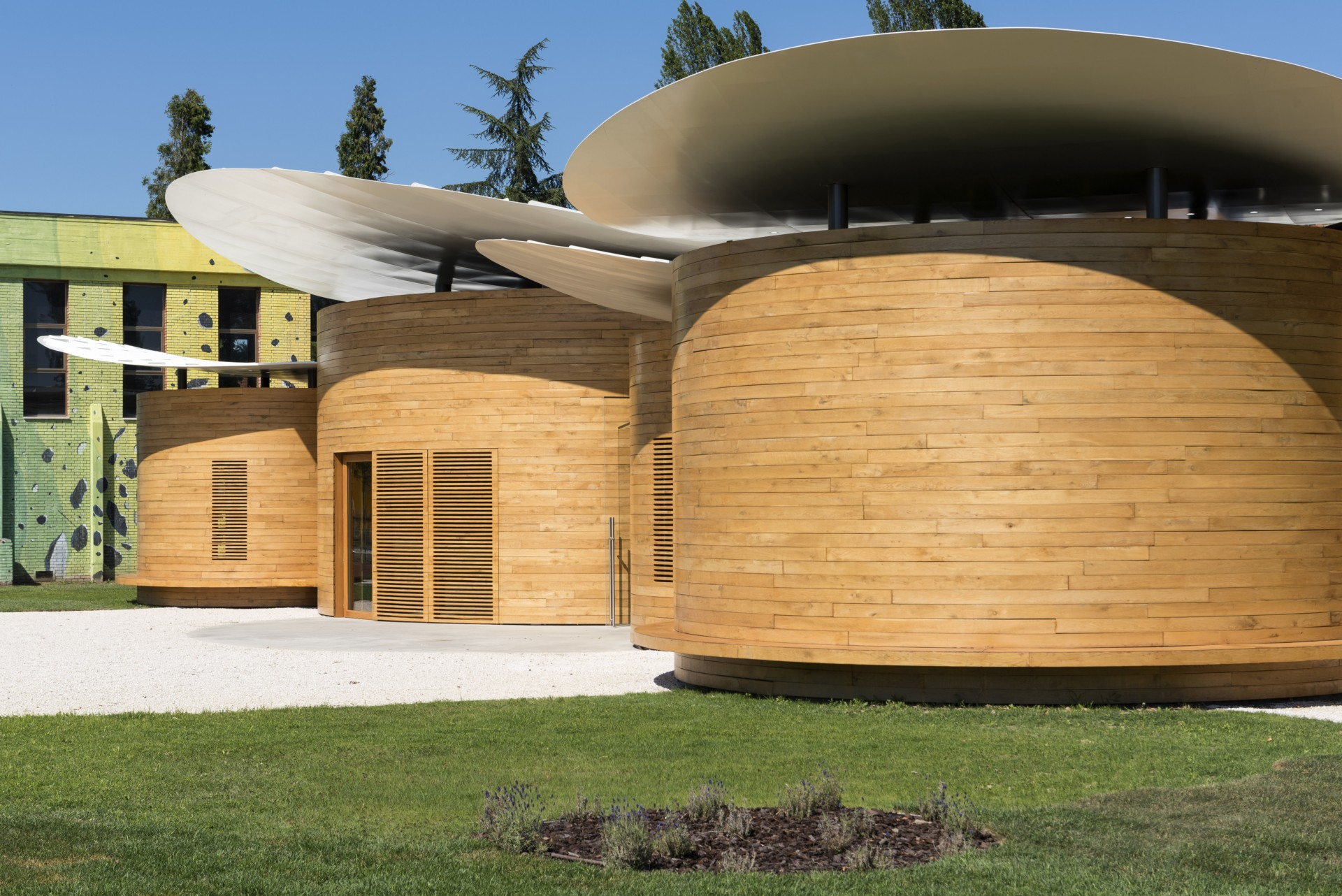Mario Cucinella Architects Inaugurazione Casa della Musica Pieve di Cento