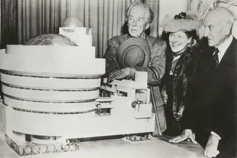 Eventi per i 150 anni di Frank Lloyd Wright