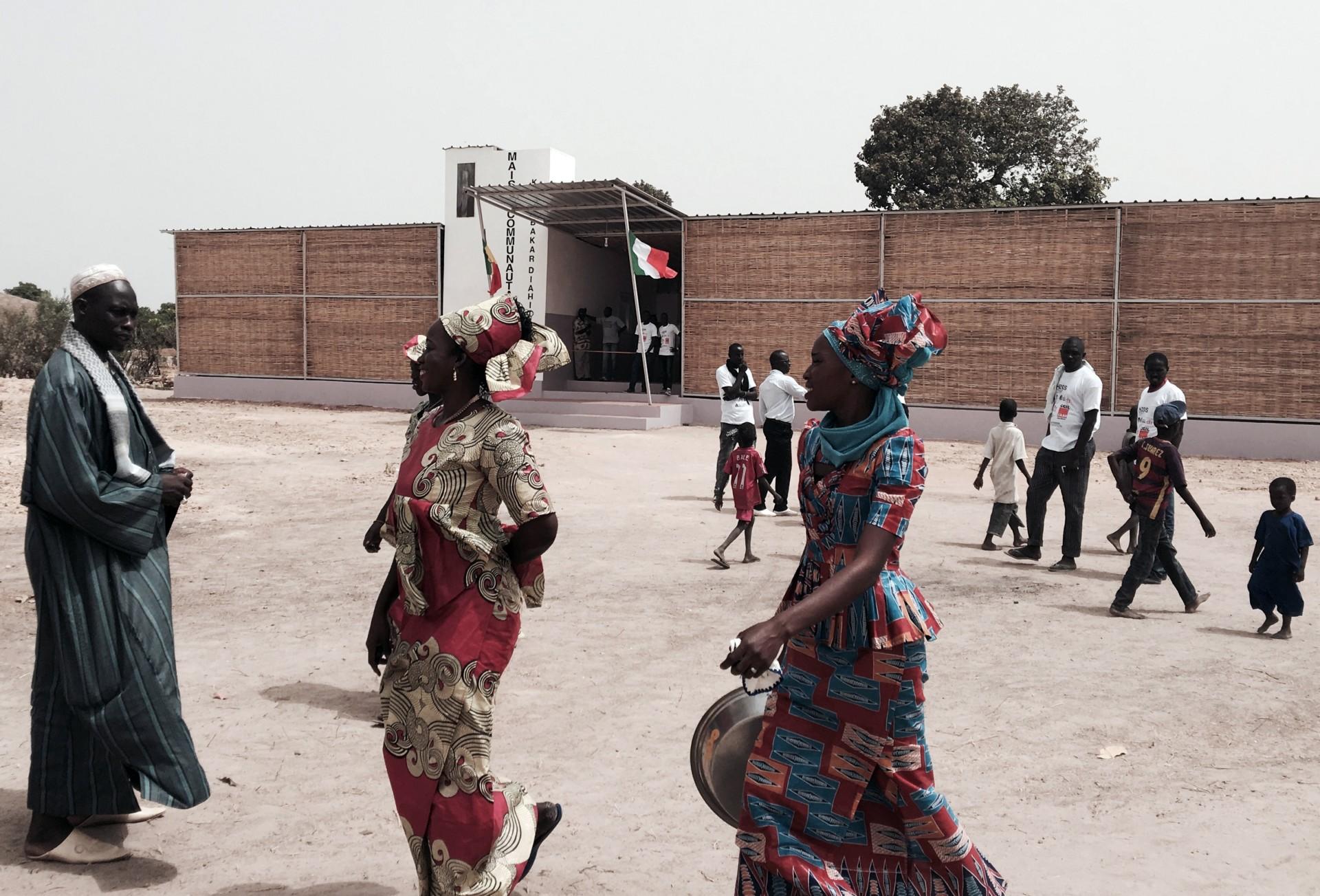 TAMassociati H2OS un eco-villaggio per l'Africa