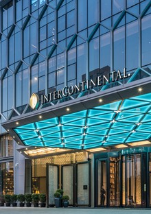 New Yuppies – Intercontinental Beijing Sanlitun di Cheng Chung Design