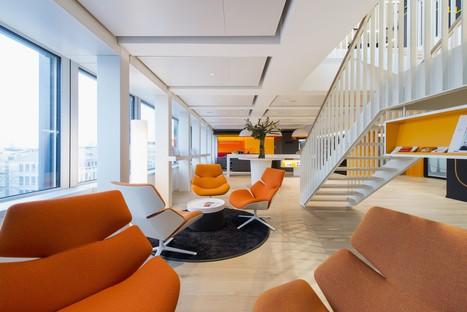Uffici e luoghi di lavoro al top
