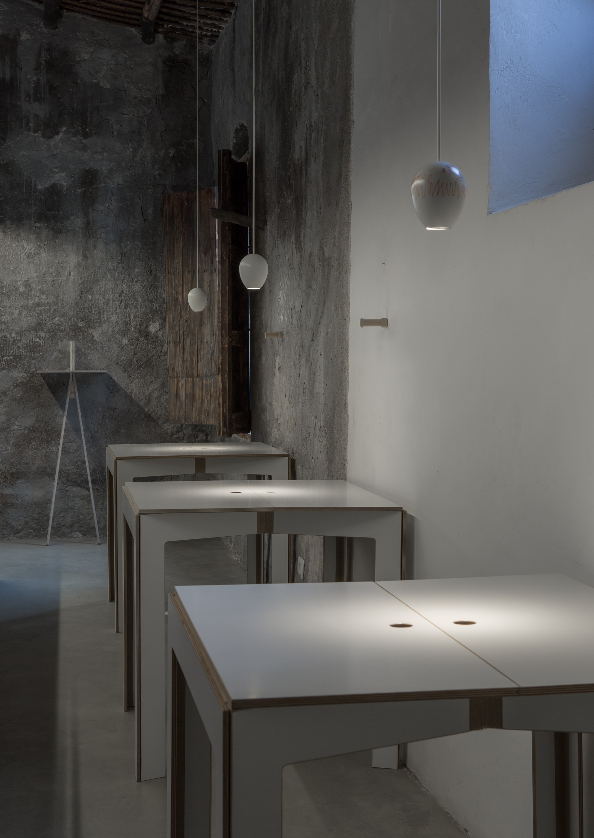 Le luci di Davide Groppi per Hotel N\'Orma | Floornature