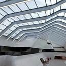 Zaha Hadid Architects Stazione Alta Velocità Afragola Napoli