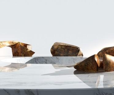 Chu Chih-Kang porta alla Biennale di Venezia Mountains Waters II