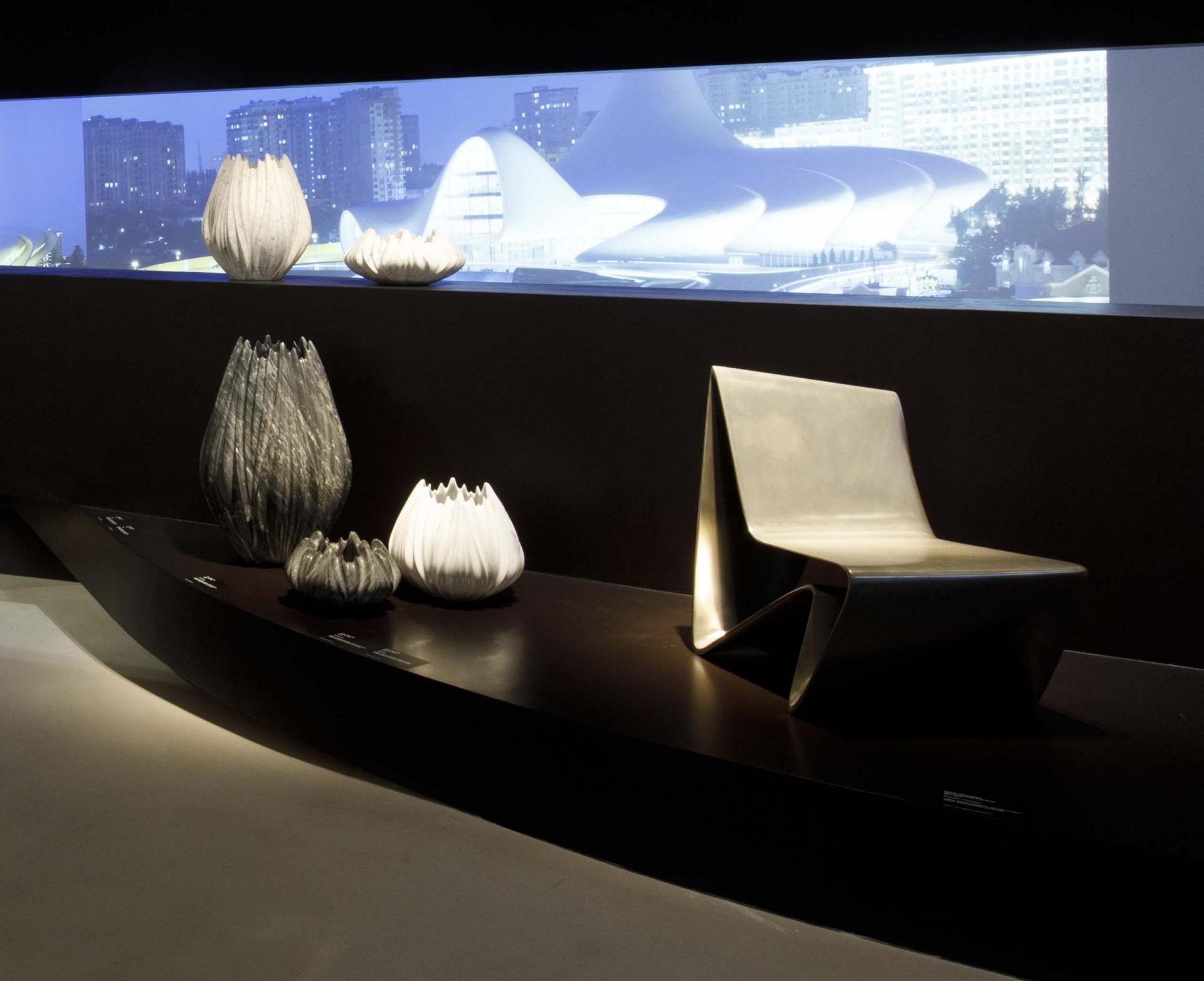Maxxi mostra L'Italia di Zaha Hadid