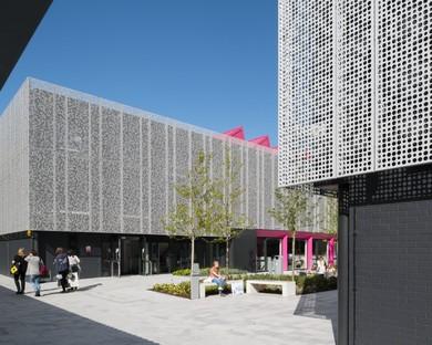 Design Engine Architects AUB Design Studios Arts University Bournemouth
