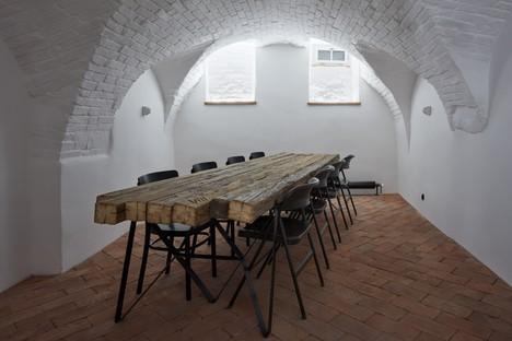 Stajnhaus di ORA Architects