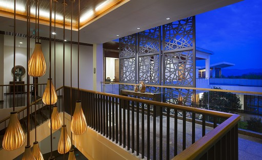 Il Giardino della Seta, un resort progettato da Shenzen Rongor Design and Consultant