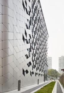 UNStudio Lane 189 nuovi spazi per retail e relax a Shanghai