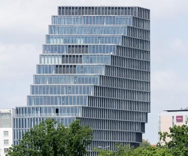 MVRDV firma Baltyk un nuovo edificio iconico per Poznan Polonia