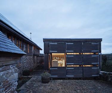 David Sheppard Architects Cob Corner la casa di un architetto
