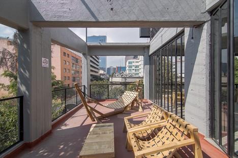 Francisco Pardo Arquitecto Milán 44 Città del Messico