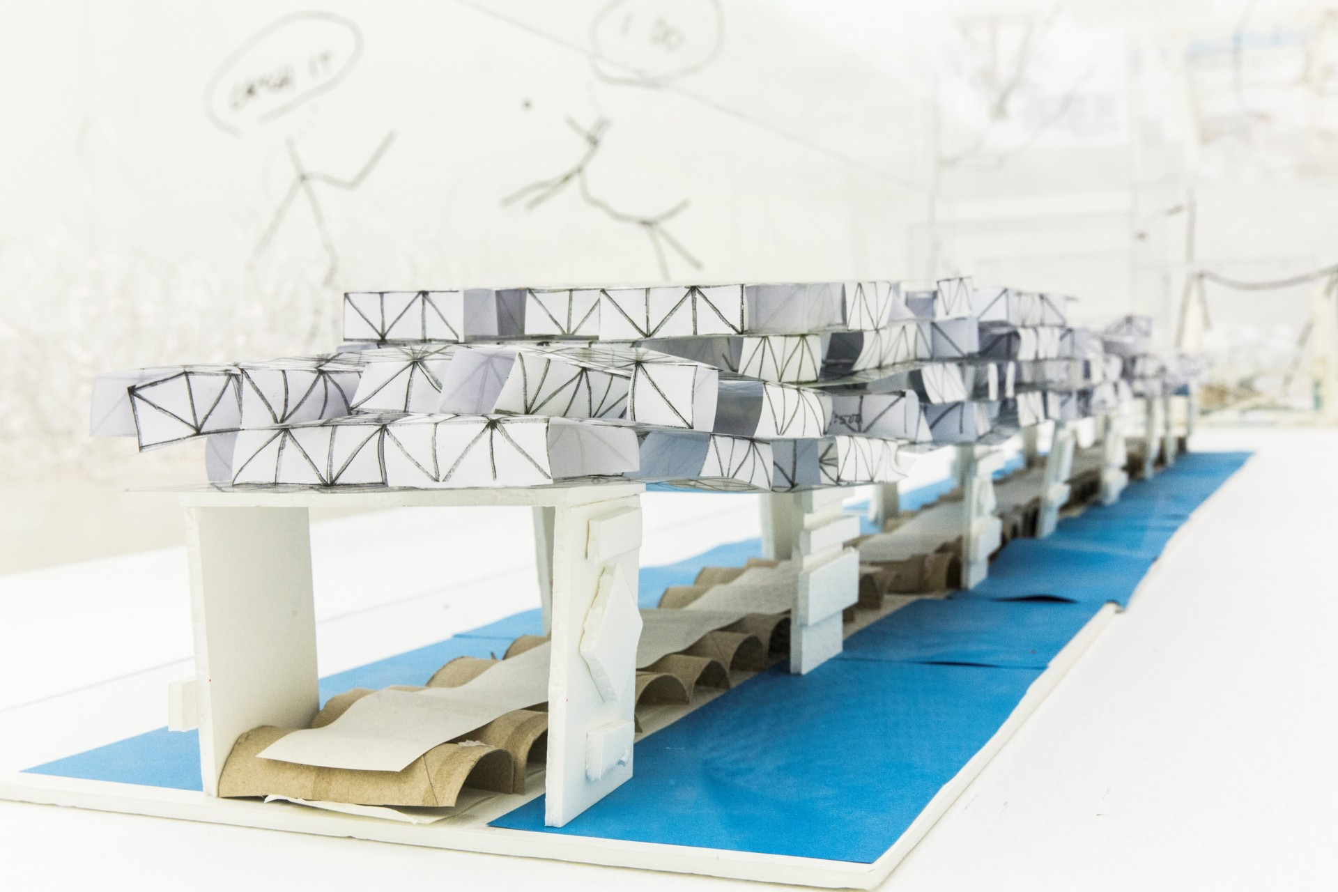 Architecture Maxxi: Yona Friedman Mobile Architecture People's