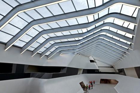 Le architetture italiane di Zaha Hadid