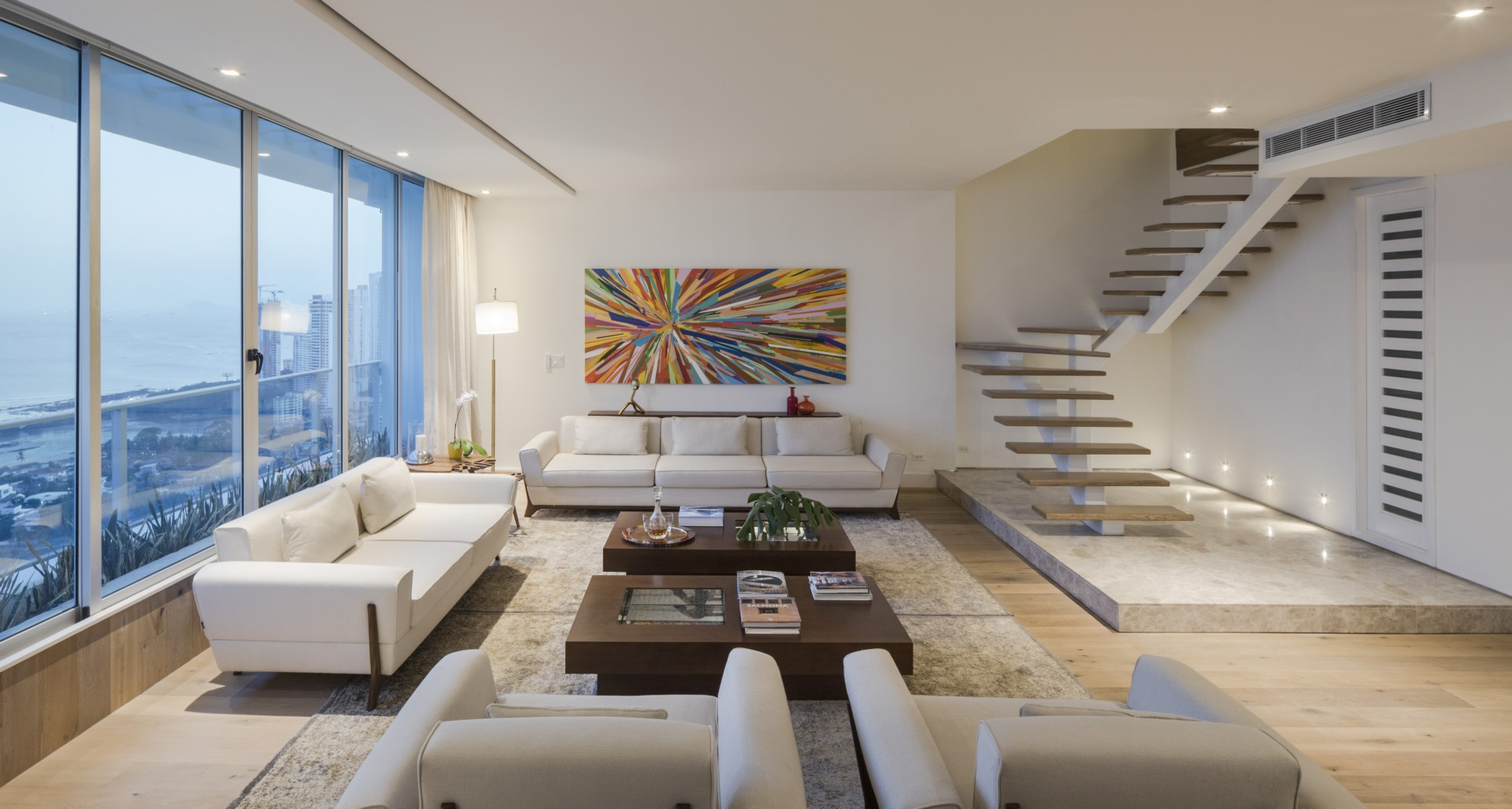 Nautica Apartment a Panama, di Ventura Arquitectos e Laura Sanchez