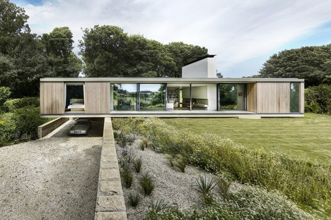 Strom Architects casa privata The Quest Dorset