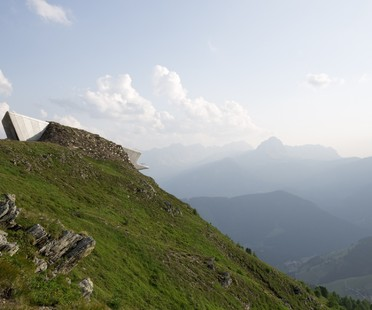 Il Premio Andrea Palladio Italia per i musei di Reinhold Messner