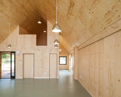 Invisible Studio ​​Wolfson Tree Management Centre