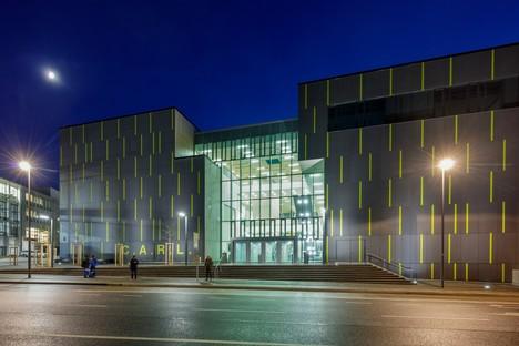 Schmidt Hammer Lassen Architects auditorium C.A.R.L. Aquisgrana