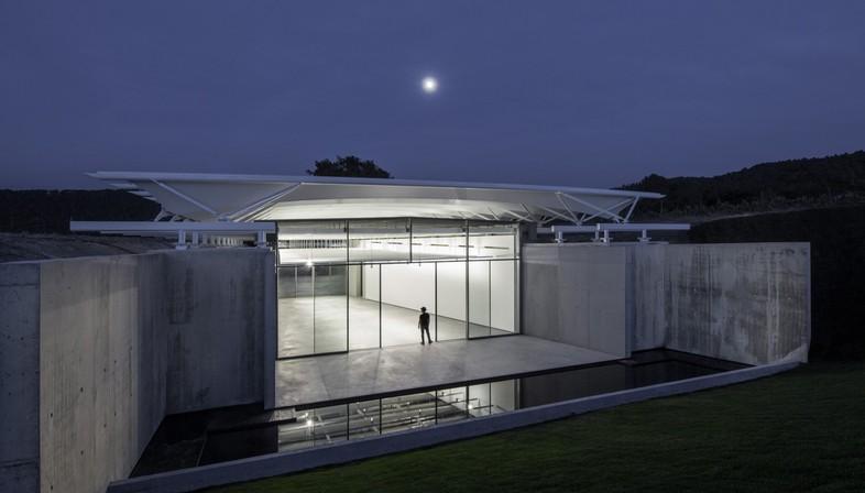 Tra arte architettura e vino a Château La Coste