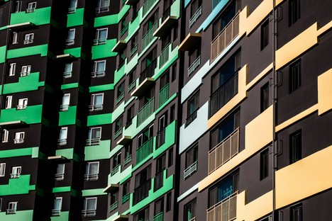 UNStudio identità urbana a scala umana per IPark