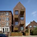 Amin Taha + Groupwork Barretts Grove Londra