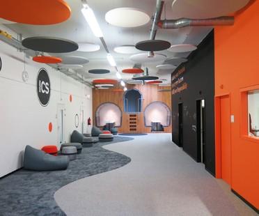 Entrare a scuola: ICS di Evolution Design