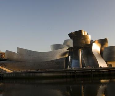 20 anni di Guggenheim Museum Bilbao opera di  Frank Gehry