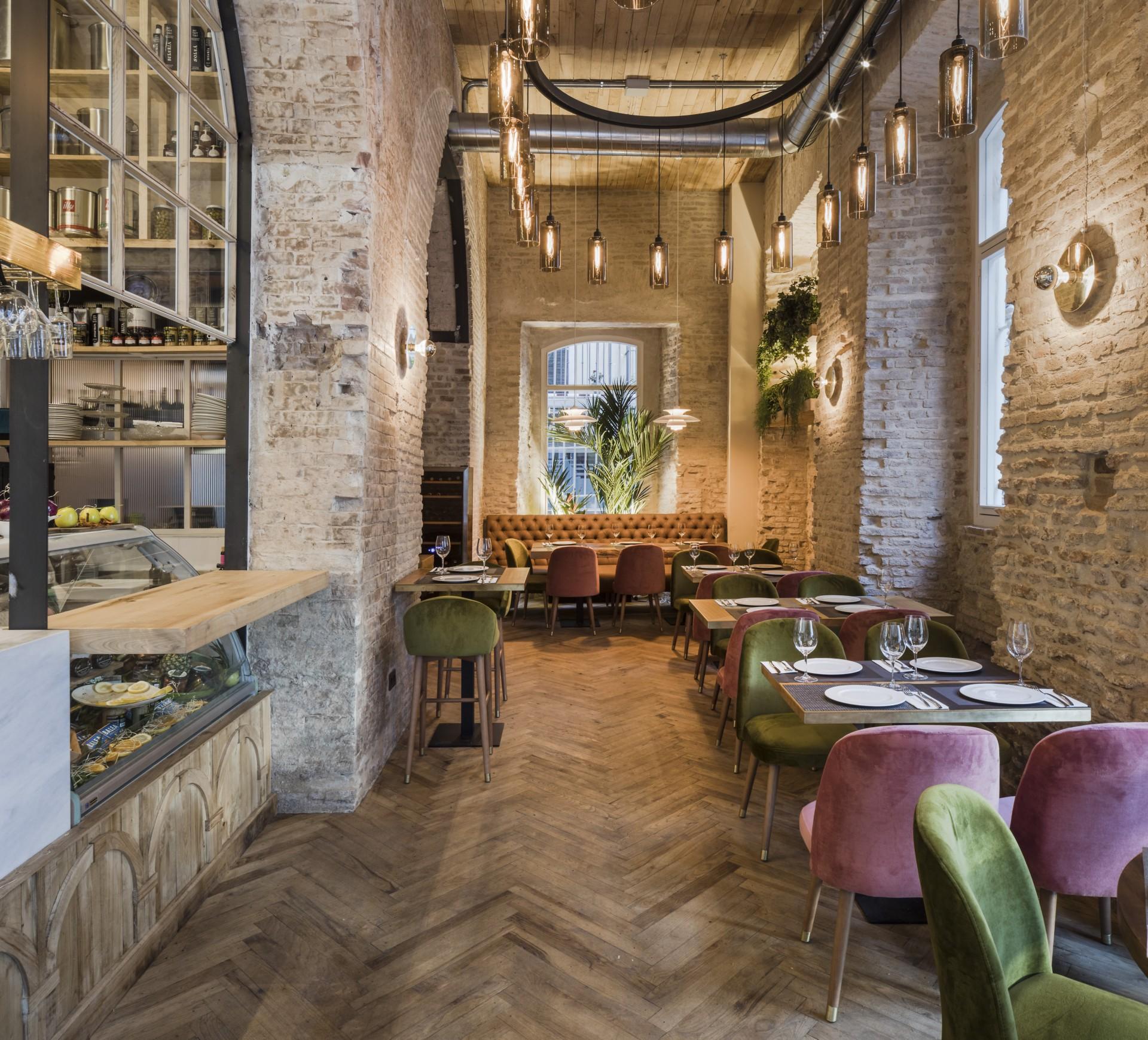 Restaurante Cruo di Persevera Producciones