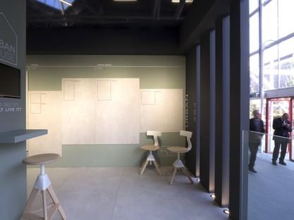 Urban House, Between Vision and Reality - Porcelaingres al Cersaie 2017