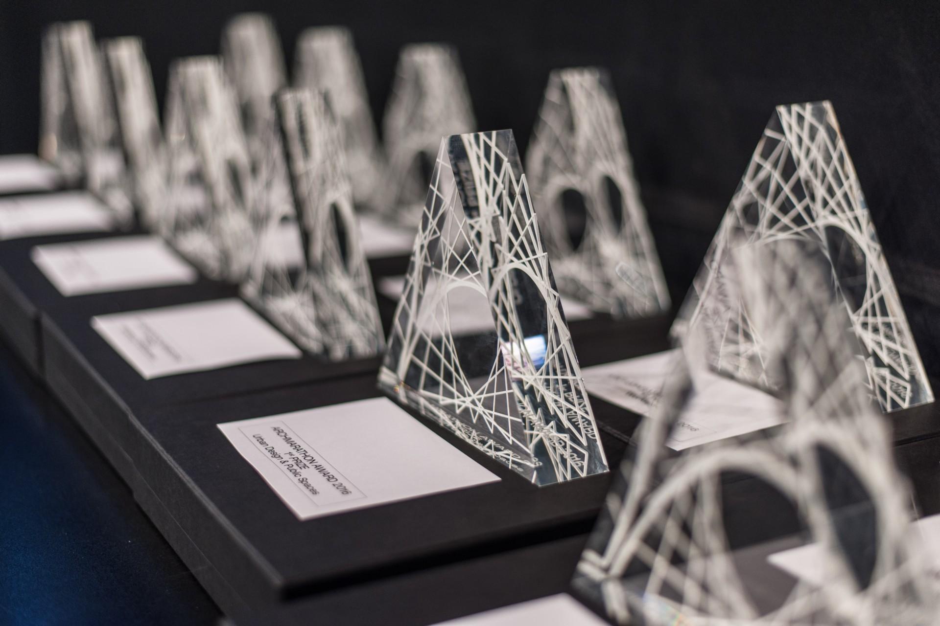 I vincitori di ARCHMARATHON Awards 2017